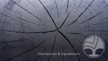 liquidations and insolvency